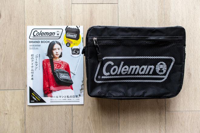コールマンのショルダーバッグ01