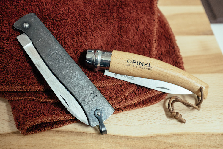 パブロ・ピカソも愛したナイフ『オピネル』