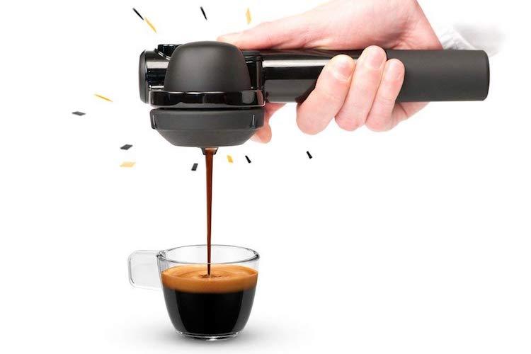 コーヒーメーカー:ハンドプレッソ