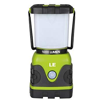 LE 電池式LEDランタン 超高輝度1000ルーメン