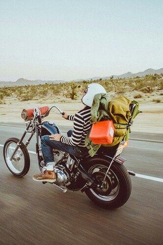 ミリタリーキャンプ・バイク01