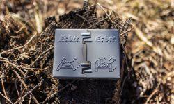 エスビットのポケットストーブは重量わずか85g。エスビット・ミリタリーのレビュー