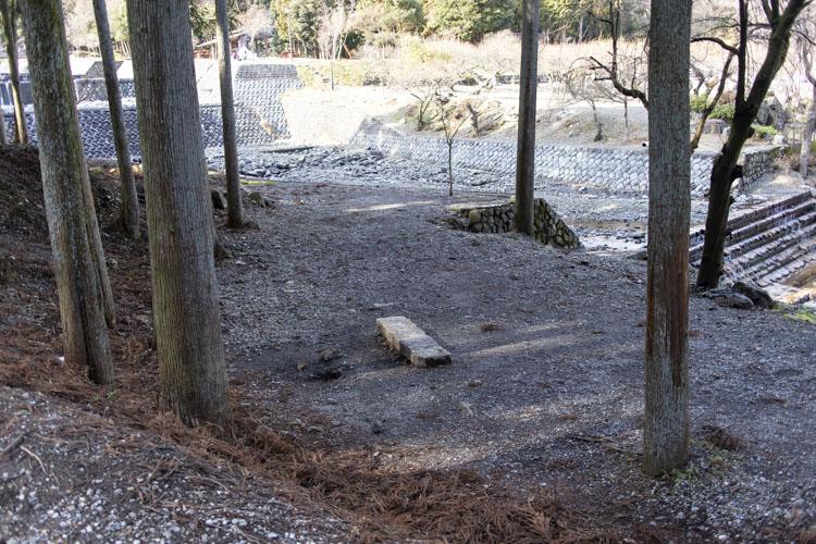 大津谷公園キャンプ場(芝生サイト)