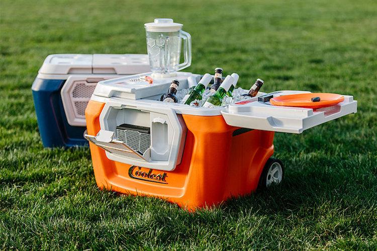 クーラーボックス:The Coolest Cooler