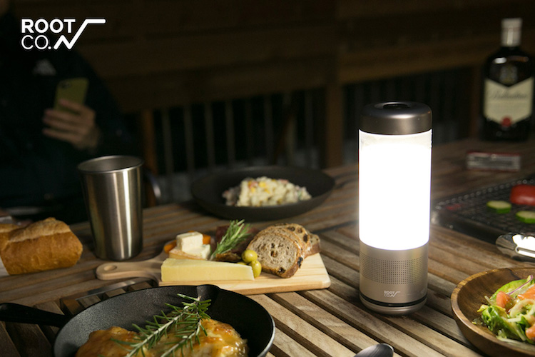 LEDライト:PLAYFUL BASE LANTERN SPEAKER BOTTLE
