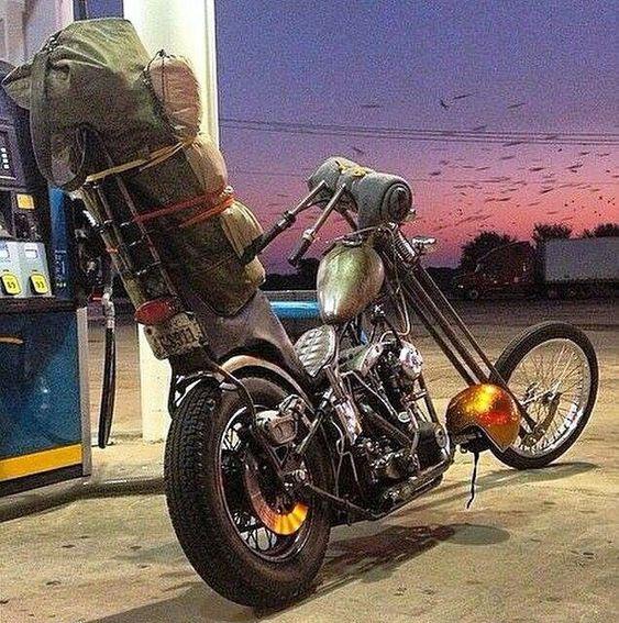 ミリタリーキャンプ・バイク03