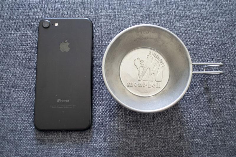 iPhone7と比較