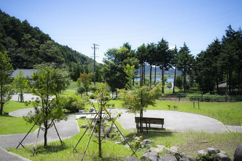 不動ヶ池公園
