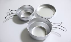 EPIアルミ3点食器セットを購入。1000円で買える便利なアルミコッヘル