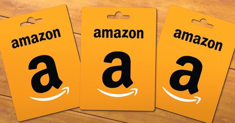 【Amazonギフト券】チャージタイプで1000円分&最大2.5%のポイントをプレゼント