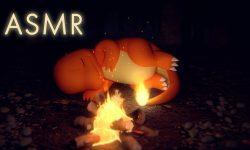 焚き火ASMRにヒトカゲ参戦。ポケモン公式YouTubeチャンネルで公開中