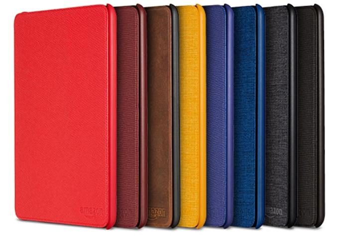 Kindleカバーは全7色