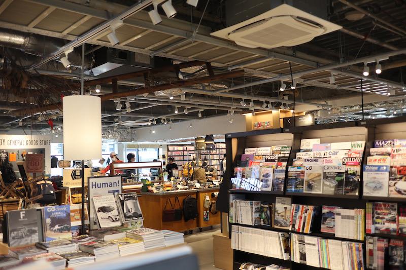 ららぽーと名古屋みなとアクルスの蔦屋書店