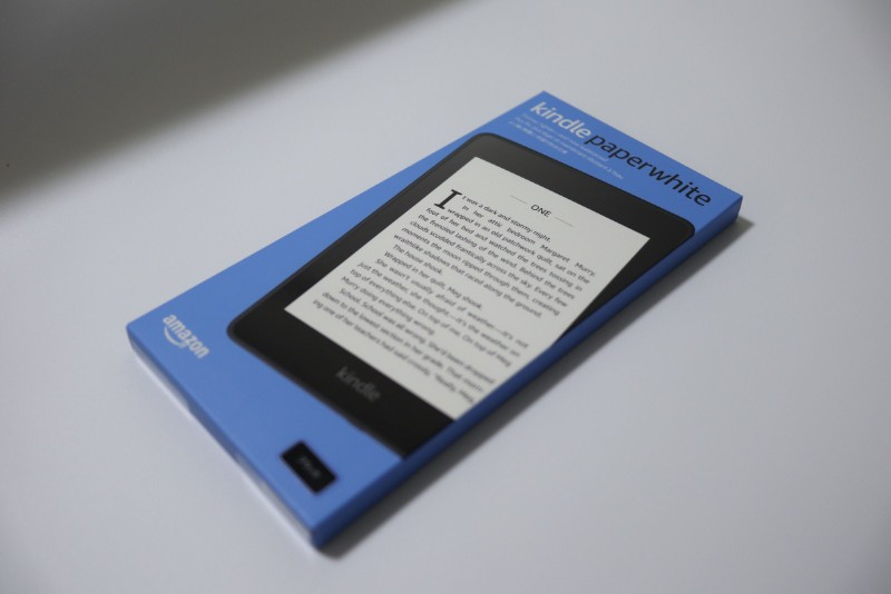 Kindle Paperwhiteの使い方