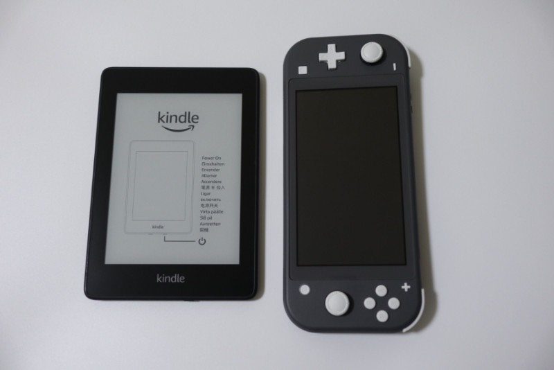 Kindle Paperwhiteの使い方9
